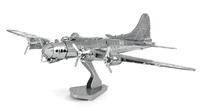 Metal Earth: B:17 Flying Fortress - Model Kit