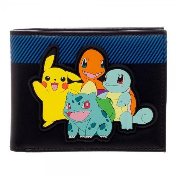 Pokemon: Starter Group - Bi-Fold Wallet image