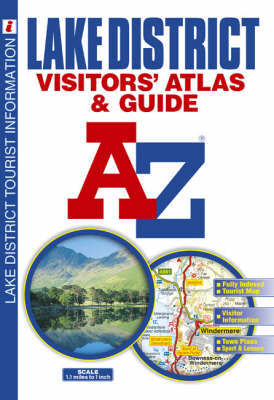 Lake District Visitors' Atlas and Guide by Lake District Tourist Information image