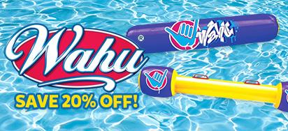 20% off Wahu