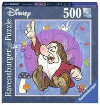 Ravensburger : Disney Grumpy Puzzle 500pc Square