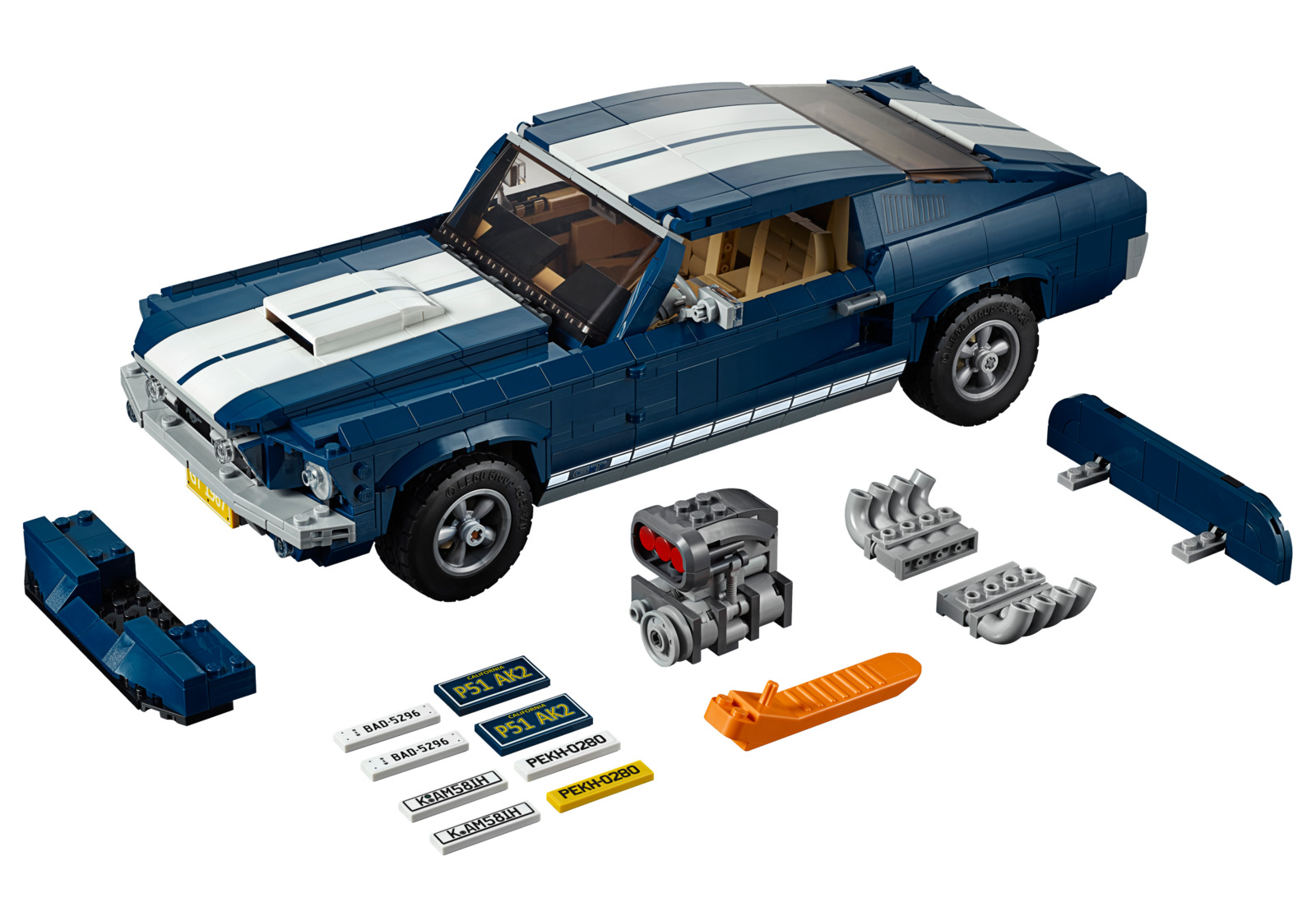 LEGO Creator - Ford Mustang (10265) image