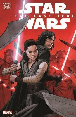 Star Wars: The Last Jedi Adaptation by Gary Whitta