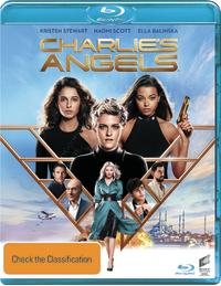 Charlie's Angels (2019) on Blu-ray image
