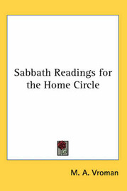 Sabbath Readings for the Home Circle image