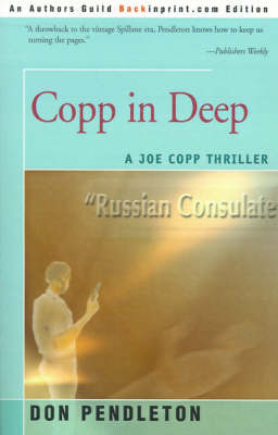 Copp in Deep by Don Pendleton