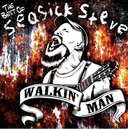 Walkin' Man - The Best Of (CD/DVD) [Deluxe Edition] by Seasick Steve