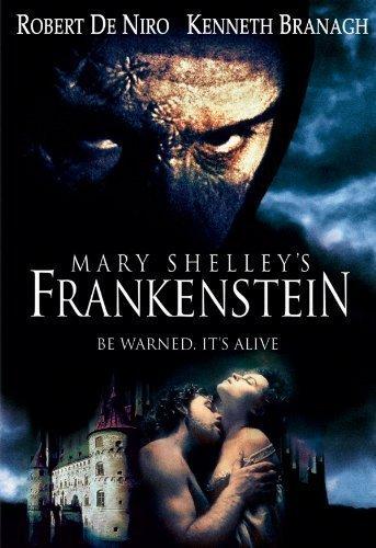 Mary Shelley's Frankenstein on DVD