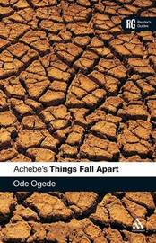 "Achebe's ""Things Fall Apart"" by Ode Ogede"