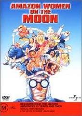Amazon Woman On The Moon on DVD