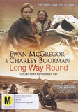 Long Way Round - The Three Complete TV Series: Collectors Edition Box Set (8 Disc Box Set) DVD