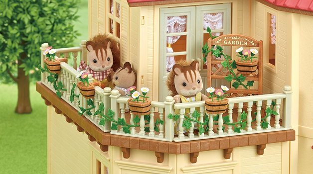 Sylvanian Families: Garden Decoration Set