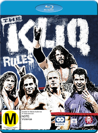 WWE: The Kliq Rules on Blu-ray