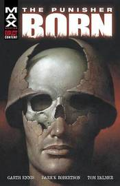Punisher Born by Garth Ennis