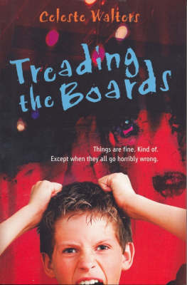 Treading the Boards by Celeste Walters image