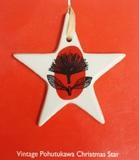 Pohutukawa Star Decoration