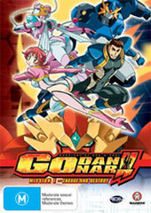 Godannar - Vol. 1: Engage And Destroy on DVD