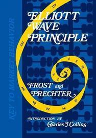 Elliott Wave Principle by A.J. Frost image