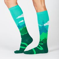 Women's - Yonder Castle Knee High Socks image