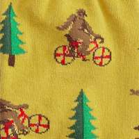 Men's - Bike Tricks Crew Socks image