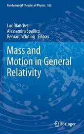 Mass and Motion in General Relativity image