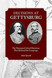Decisions at Gettysburg by Matt Spruill image