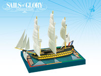 Sails of Glory - Bucentaure 1803 / Robuste 1806