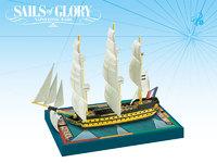 Sails of Glory - Bucentaure 1803 / Robuste 1806 image
