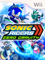 Sonic Riders: Zero Gravity for Nintendo Wii
