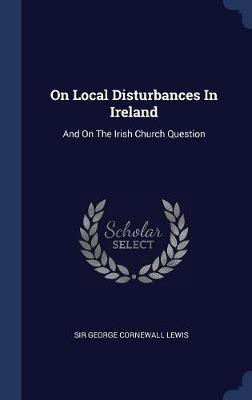 On Local Disturbances in Ireland image