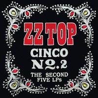Cinco No. 2: the Second Five LPs (5LP) by ZZ Top image