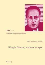 Giorgio Bassani, Scrittore Europeo image