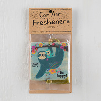 Natural Life: Air Freshener - Don't Hurry Sloth