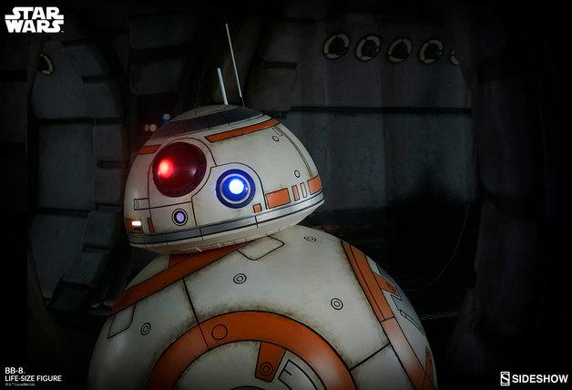 Star Wars: BB-8 - Life Size Statue