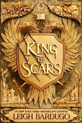 King of Scars by Leigh Bardugo image