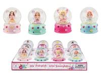 Pink Poppy: Fairy - Mini Snow Globe (Assorted Designs)