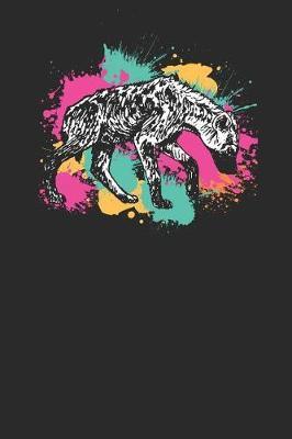 Hyena Color Splash by Hyena Publishing