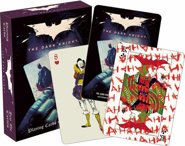 DC Comics - The Dark Knight Joker Cards