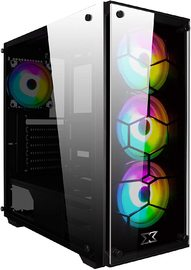 Xigmatek Venom X Tempered Glass Mid Tower Case