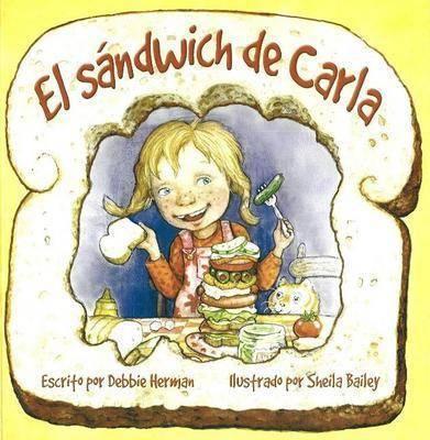 El Sandwich de Carla by Debbie Herman image