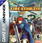 Fire Emblem for Game Boy Advance