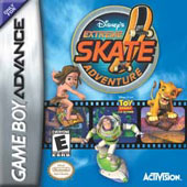 Disneys Extreme Skate Adventure for GBA