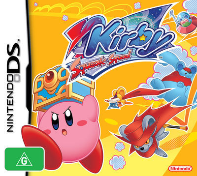 Kirby: Squeak Squad for Nintendo DS