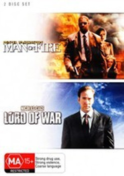 Man On Fire / Lord Of War (2 Disc Set) on DVD