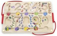 VIGA Wooden Toys - Memory Bead-Numbers