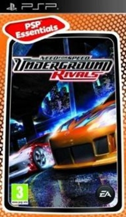 Need for Speed Underground Rivals (Essentials) for PSP image