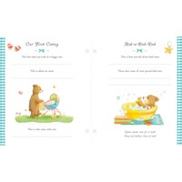 Love You, Baby: A Beautiful Baby Record Book by Little Tiger Press image