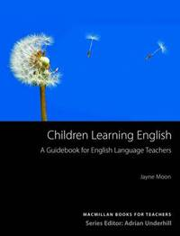 Children Learning English New Edition by Jayne Moon image