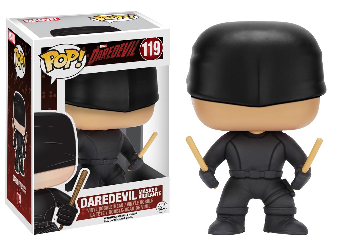 Daredevil - Masked Vigilante Pop! Vinyl Figure image