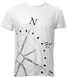 Uncharted 4 Compass T-Shirt (Small)